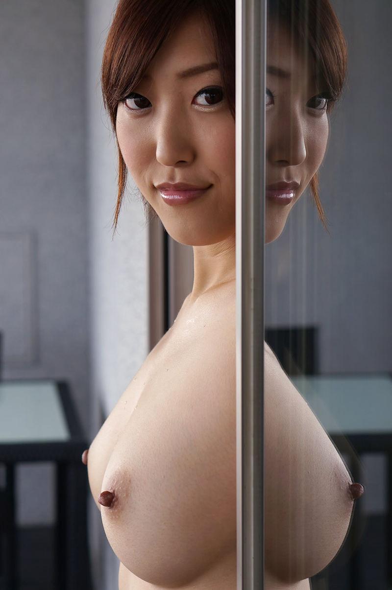 【美乳エロ画像】真の美乳は小一時間眺めていても飽きることはない!www 58