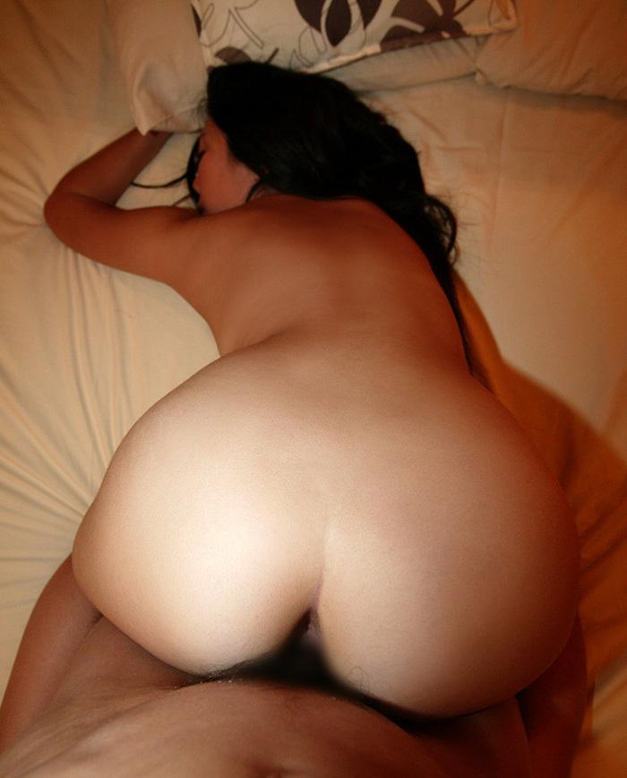 【バックエロ画像】女の子のお尻に魅力を感じるヤツが愛して止まない後背位! 40