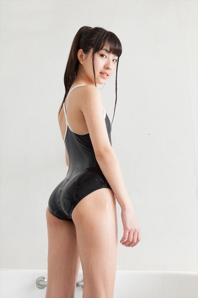 【スク水エロ画像】今は冬だけどスクール水着女子のエロ画像が見たいやつ居る? 78
