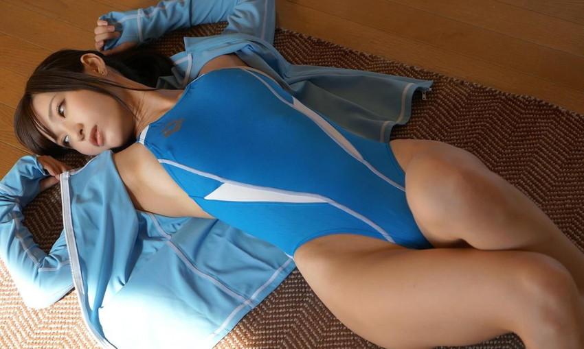 【競泳水着エロ画像】これが競泳用の水着!?ちょっとマジでエロいんだけど… 30