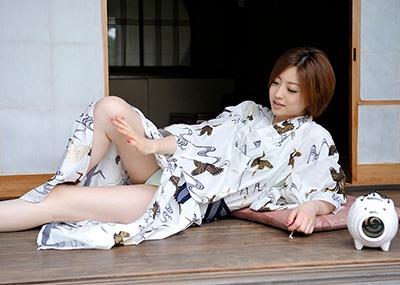 【和服エロ画像】和服姿の女の子たちのエロスがガチでエロくて草wwwww
