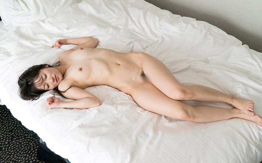 【射精エロ画像】ドピュッ!女の子の体のいたるところをザーメンで汚す! 78