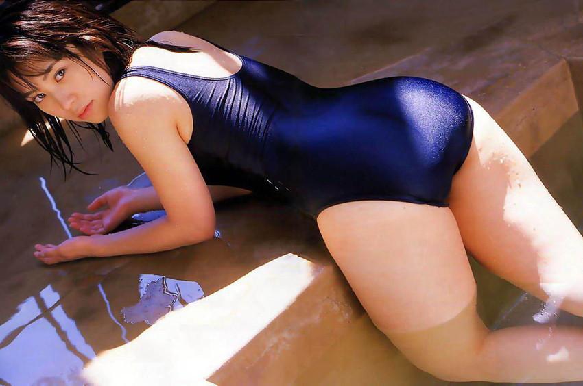 【スク水エロ画像】やっぱりコレが好き!マニアックだけどそこが良いwwww 10