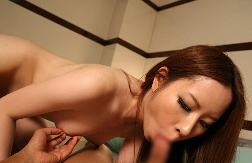 【全裸フェラエロ画像】全裸でご奉仕!オールヌードフェラチオ女子! 16