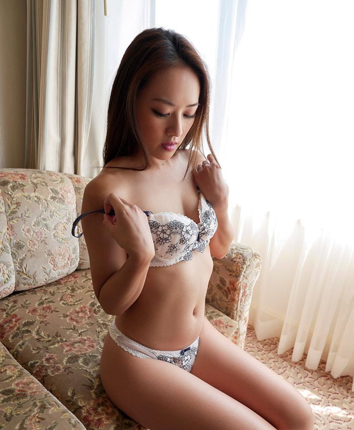 【ランジェリーエロ画像】全裸じゃないけどこれも良い!下着姿の女の子達! 55