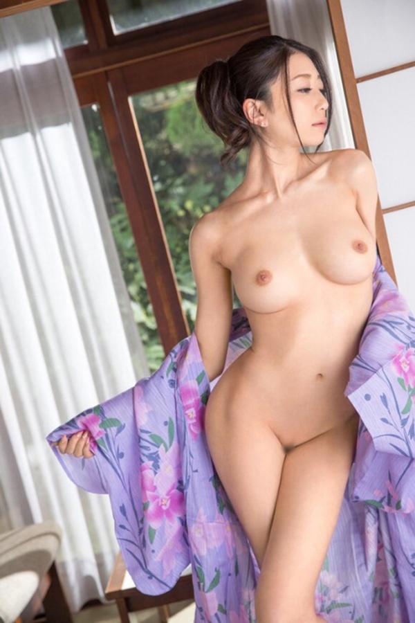 【和服エロ画像】日本人の心に染みるエロス!やっぱり和服ってサイコーwww 10
