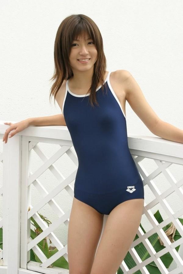 【スク水エロ画像】スクール水着姿の女の子の画像集めたら下半身が反応してしまったw 16