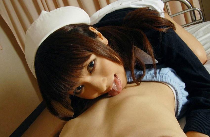 【ナースエロ画像】ナース姿の女の子たちのエロ画像にめっちゃ興奮できるエロ画像 74
