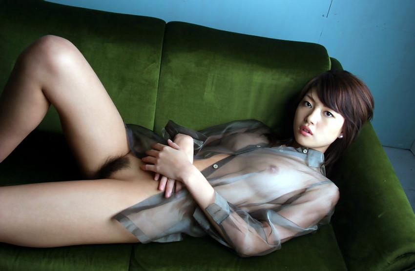 【シースルーエロ画像】スケスケシースルーのエロ画像集めてたら勃起したwww 61