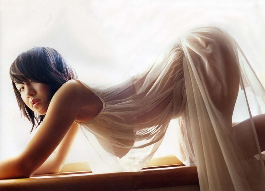 【シースルーエロ画像】スケスケシースルーのエロ画像集めてたら勃起したwww 76