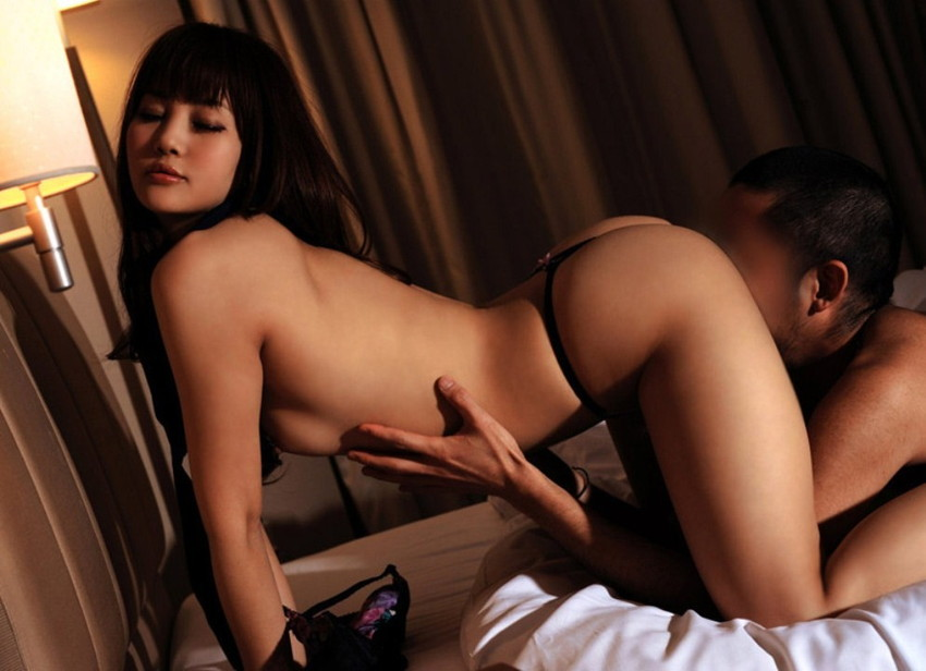【クンニリングスエロ画像】女の子の股間をぺろぺろ舐めるクンニリングスエロ画像 63