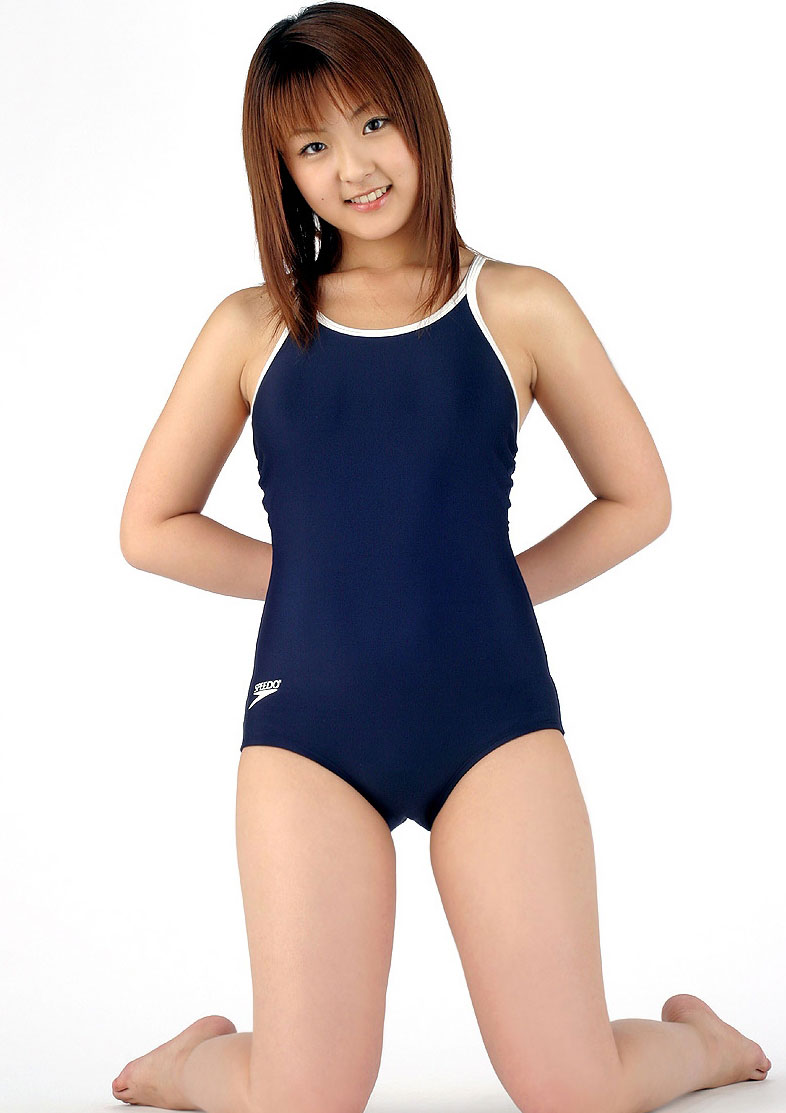 【スク水エロ画像】ビキニ水着もソソるけど、たまにはこんなマニアックな水着もイイ! 29