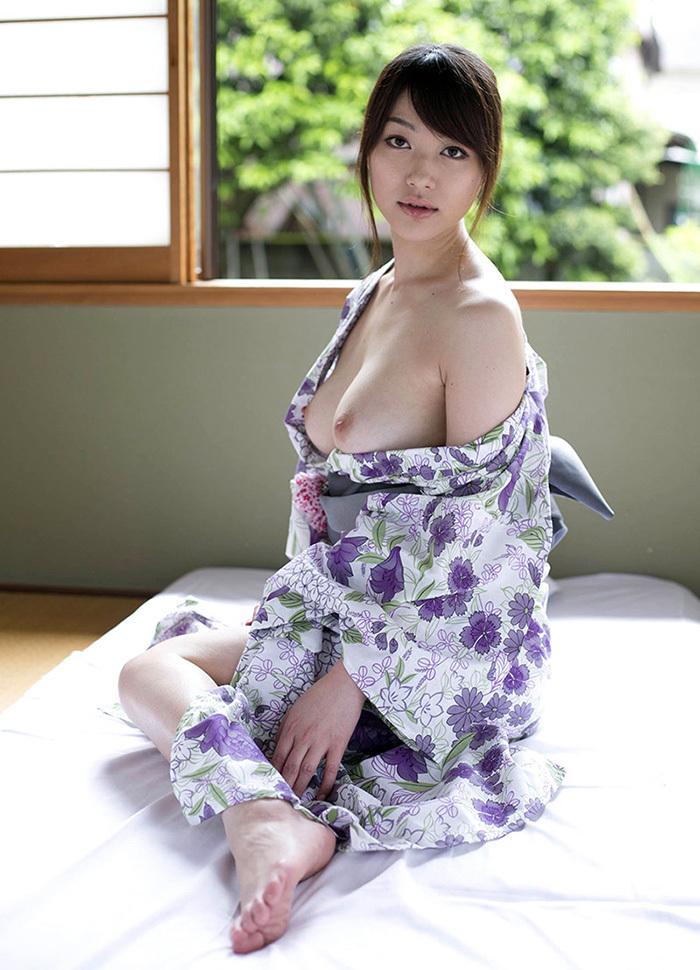 【和服エロ画像】和服姿って妙にソソるんだよな!和服のエロ画像集めたったwww 32