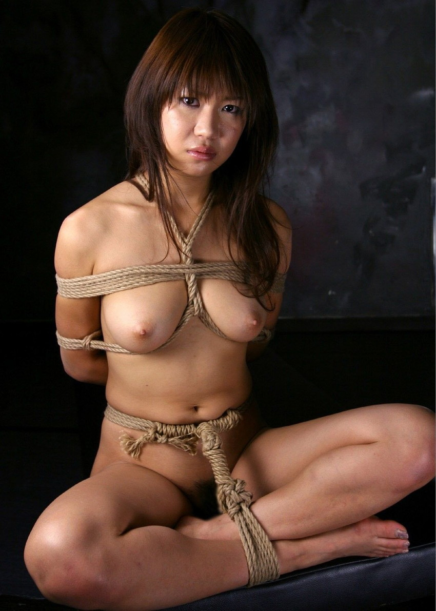 【緊縛エロ画像】緊縛された女の姿に男の本能が呼び覚まされる!?wwww 20