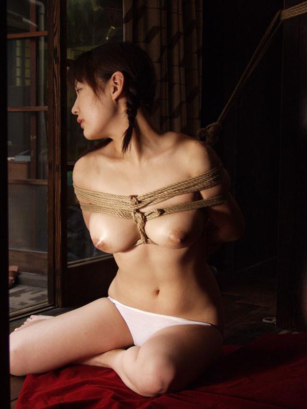 【緊縛エロ画像】緊縛された女の姿に男の本能が呼び覚まされる!?wwww 39