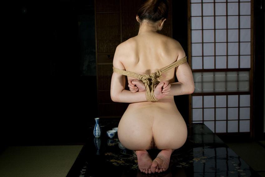 【緊縛エロ画像】緊縛された女の姿に男の本能が呼び覚まされる!?wwww 44