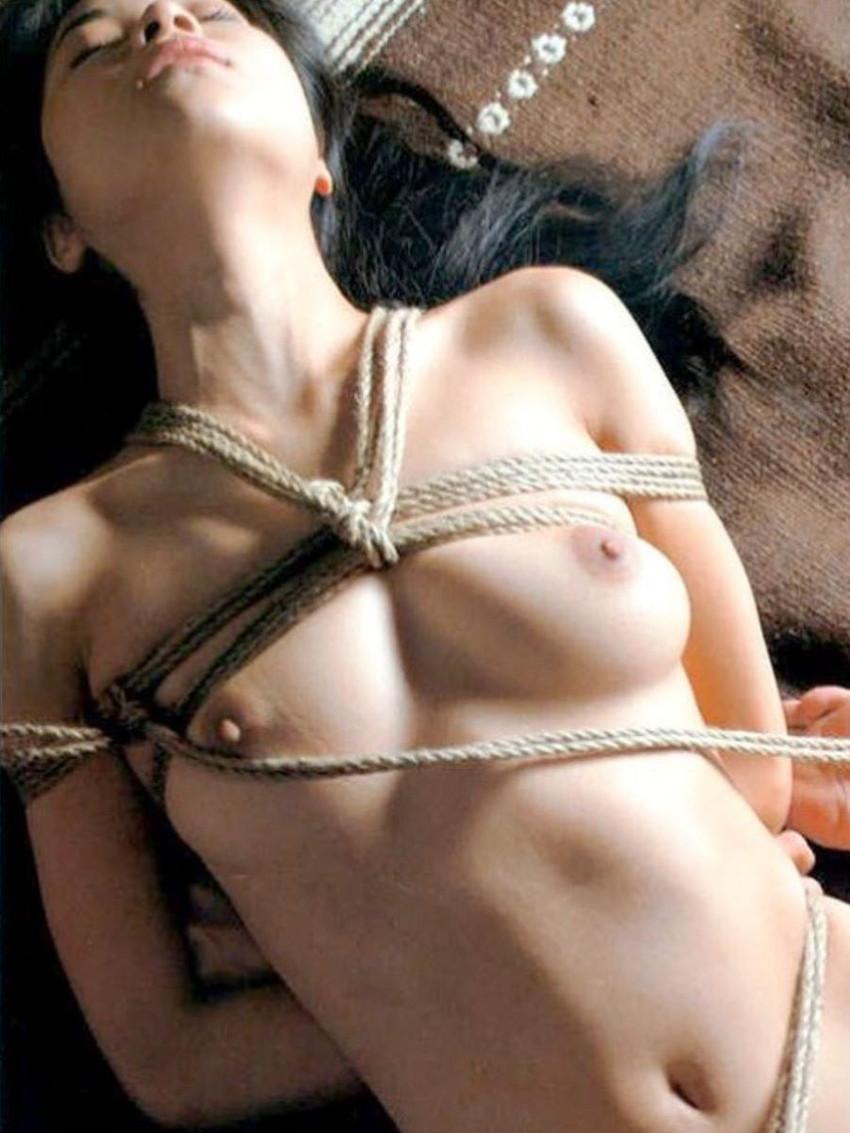【緊縛エロ画像】緊縛された女の姿に男の本能が呼び覚まされる!?wwww 50