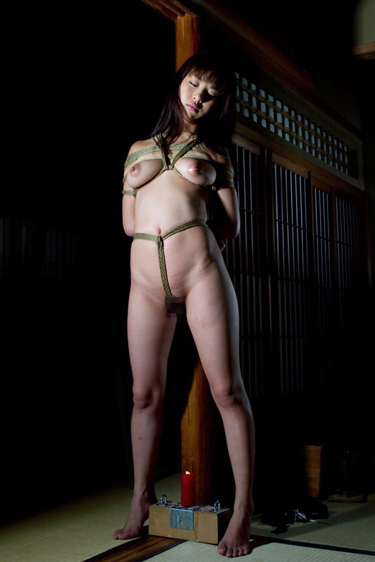 【緊縛エロ画像】緊縛された女の姿に男の本能が呼び覚まされる!?wwww 57