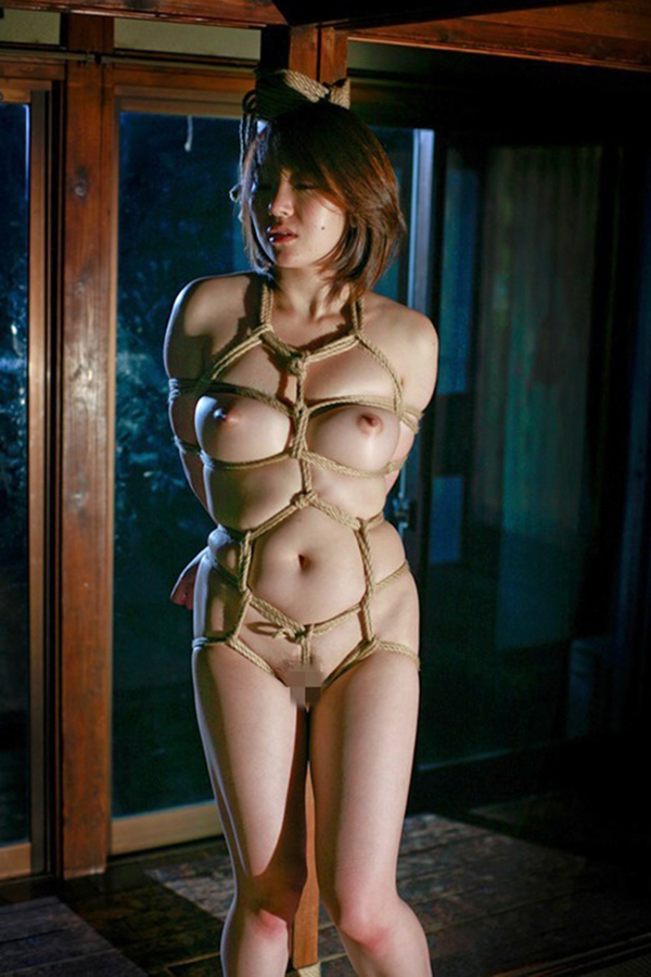 【緊縛エロ画像】緊縛された女の姿に男の本能が呼び覚まされる!?wwww 61