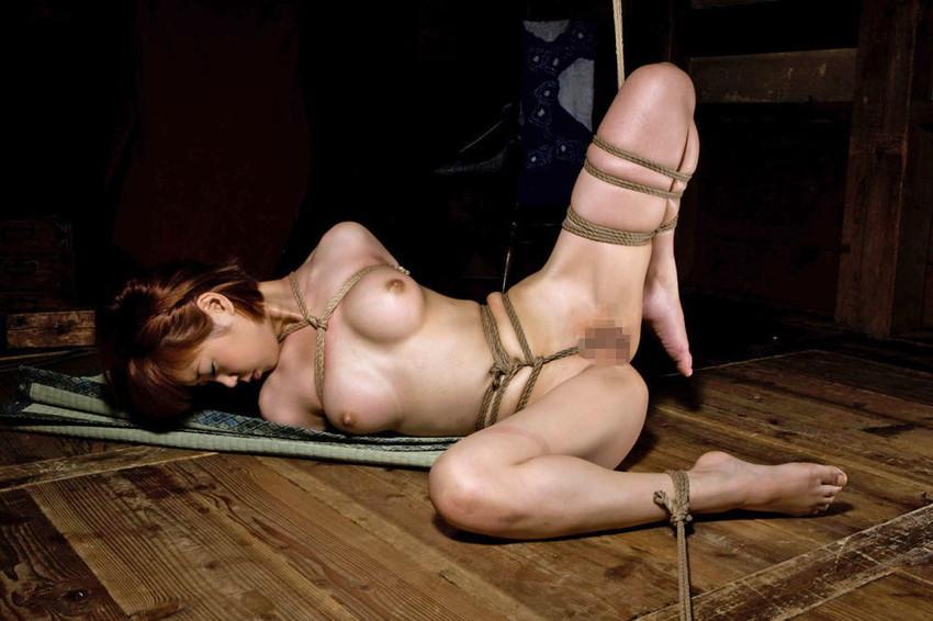 【緊縛エロ画像】緊縛された女の姿に男の本能が呼び覚まされる!?wwww 70