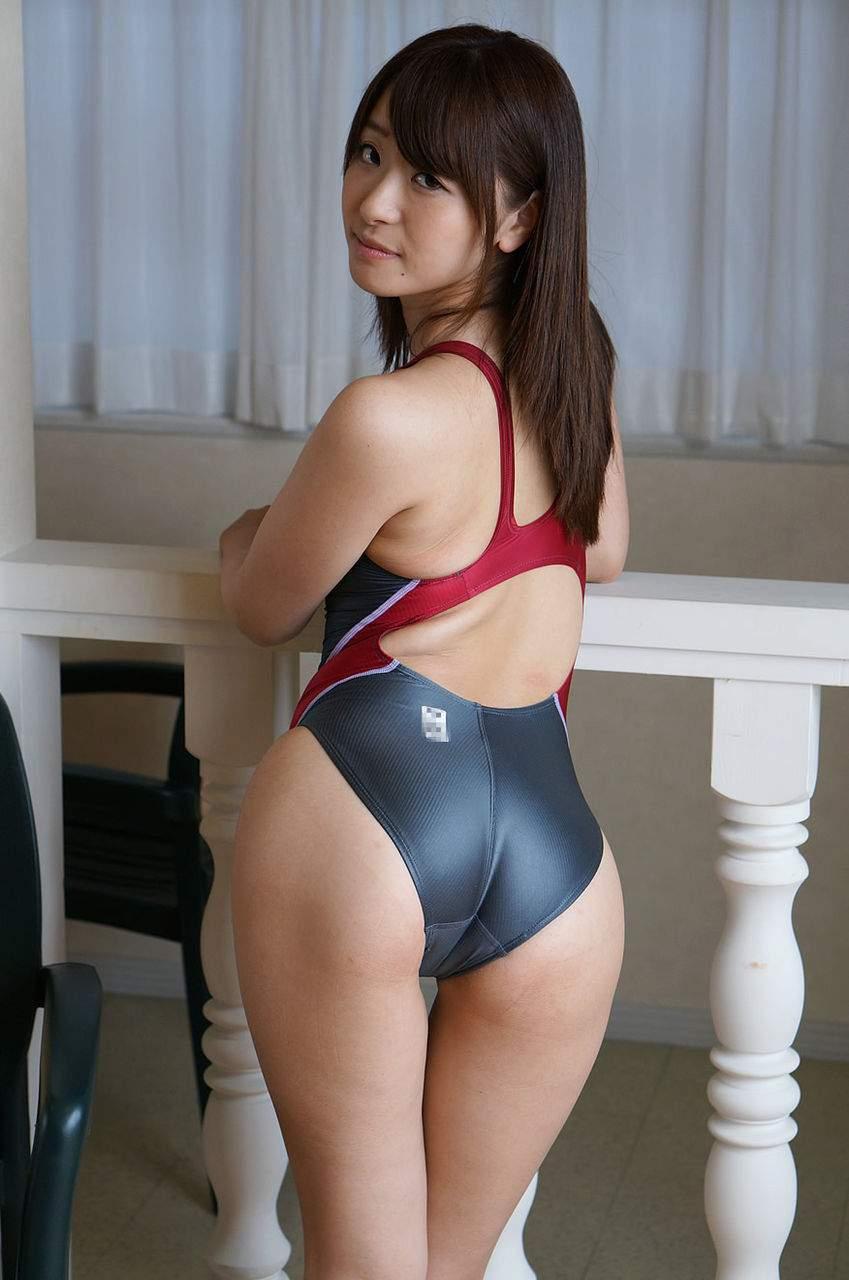 【競泳水着エロ画像】意外なほどエロい競泳水着の画像集めてみた!wwww 73