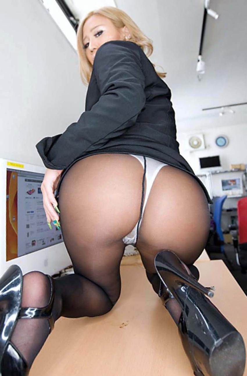 【Tバックエロ画像】セクシー系下着代表!?セクシー系のパンツといえばコレだろう! 55