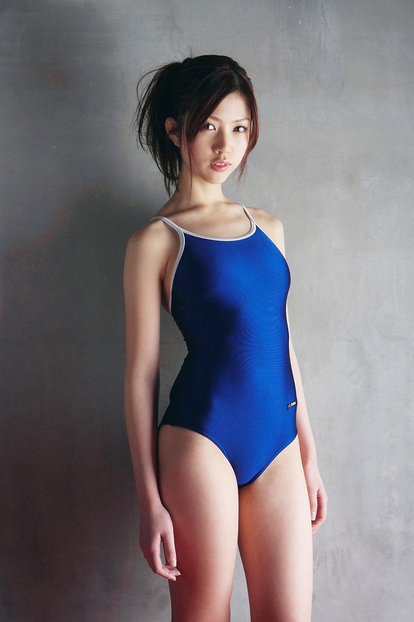 【スク水エロ画像】マニアックでも興奮してしまう!スクール水着美少女!? 11