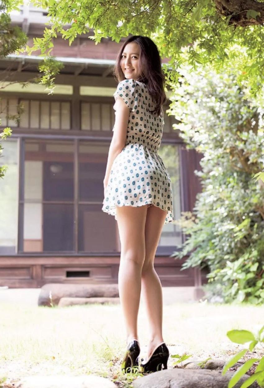 【美脚エロ画像】美しい脚線美の先には…妄想とまらない美脚の女の子! 18