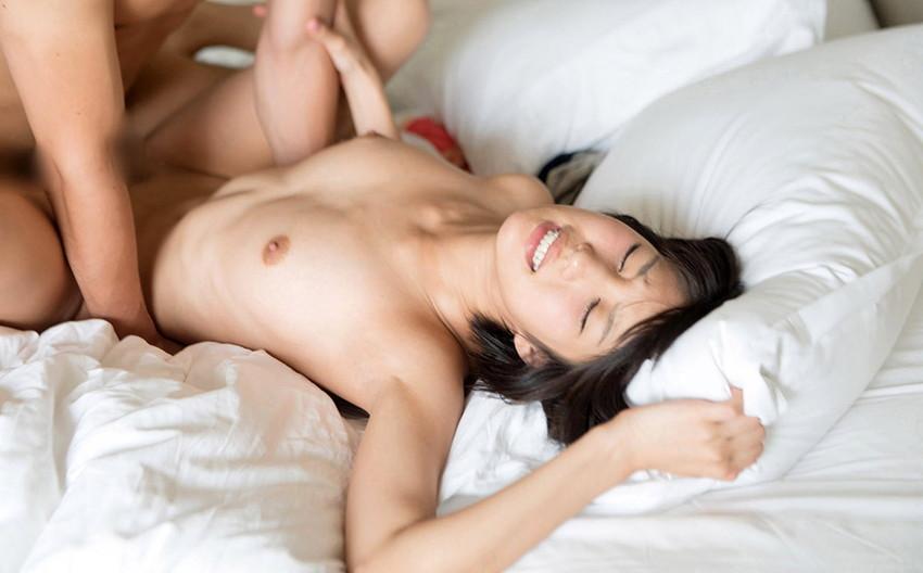 【正常位エロ画像】数多くあるセックスの体位の中で最もノーマルな体位! 76