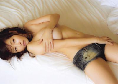 【お宝】杉原杏璃のチクビモロ出しグラビア画像集 41枚