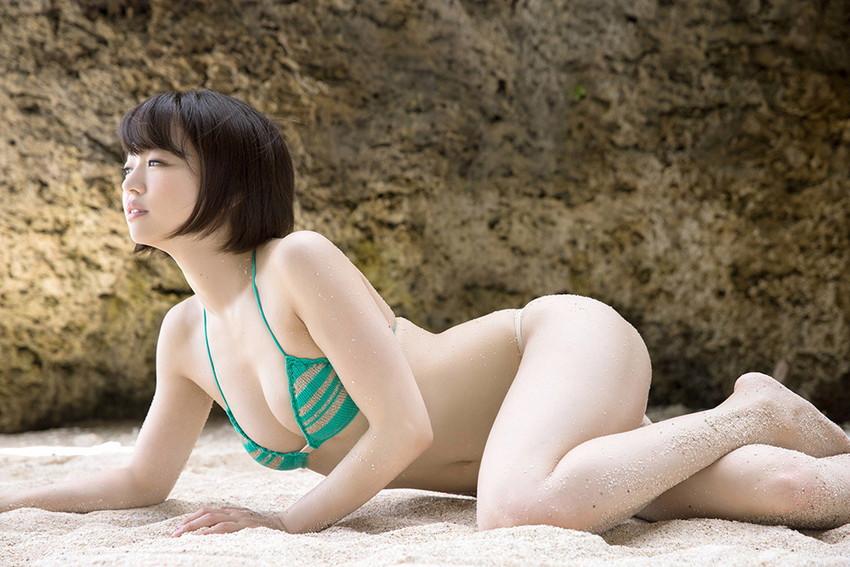 【ビキニエロ画像】やっぱり女の子の水着って言ったらコレしかないだろ!? 75