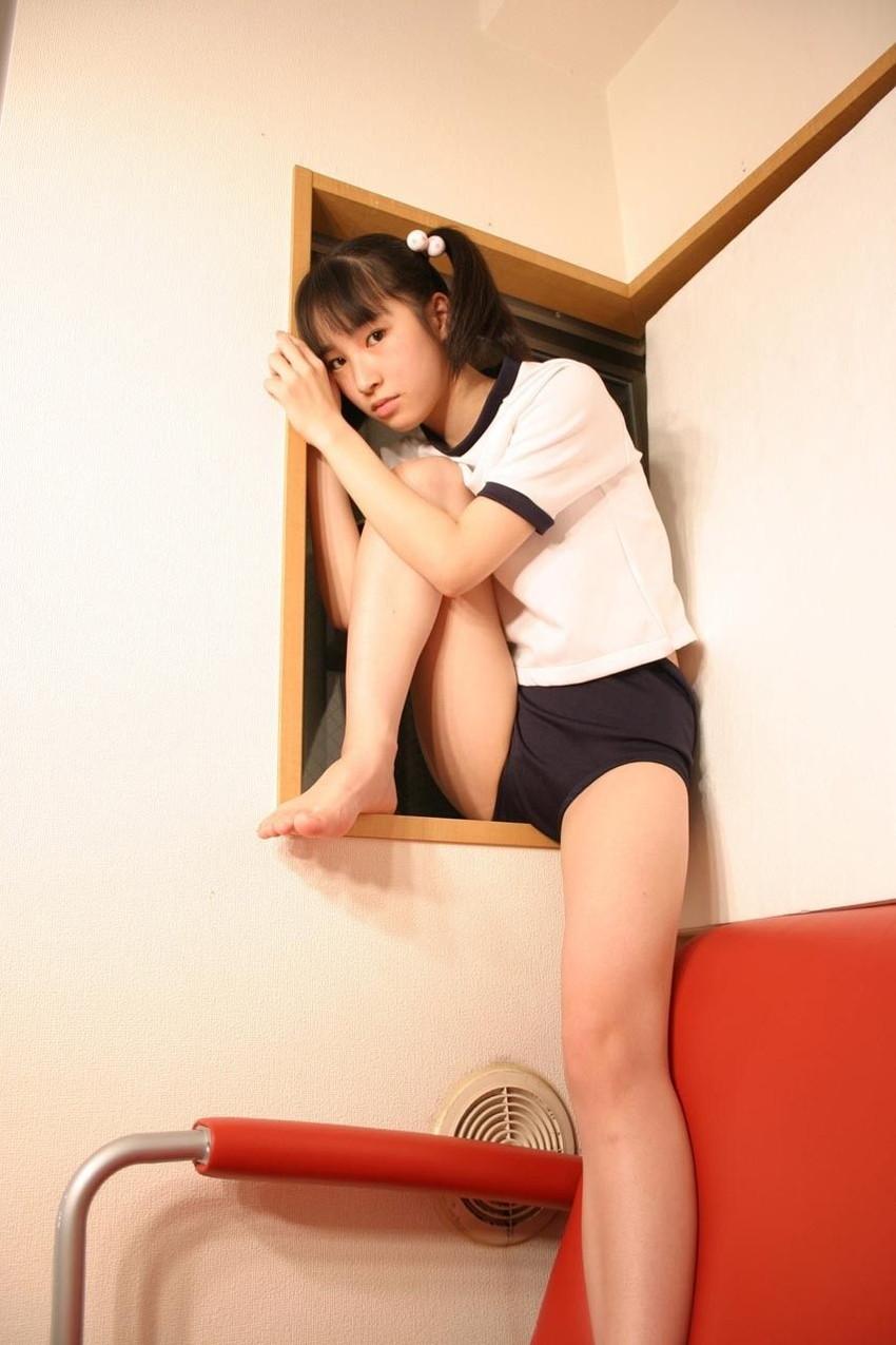 【体操服エロ画像】マニアックな体操服&ブルマ!これに興奮するやつ危険だぞ!? 26