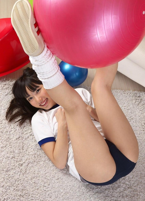 【体操服エロ画像】マニアックな体操服&ブルマ!これに興奮するやつ危険だぞ!? 38