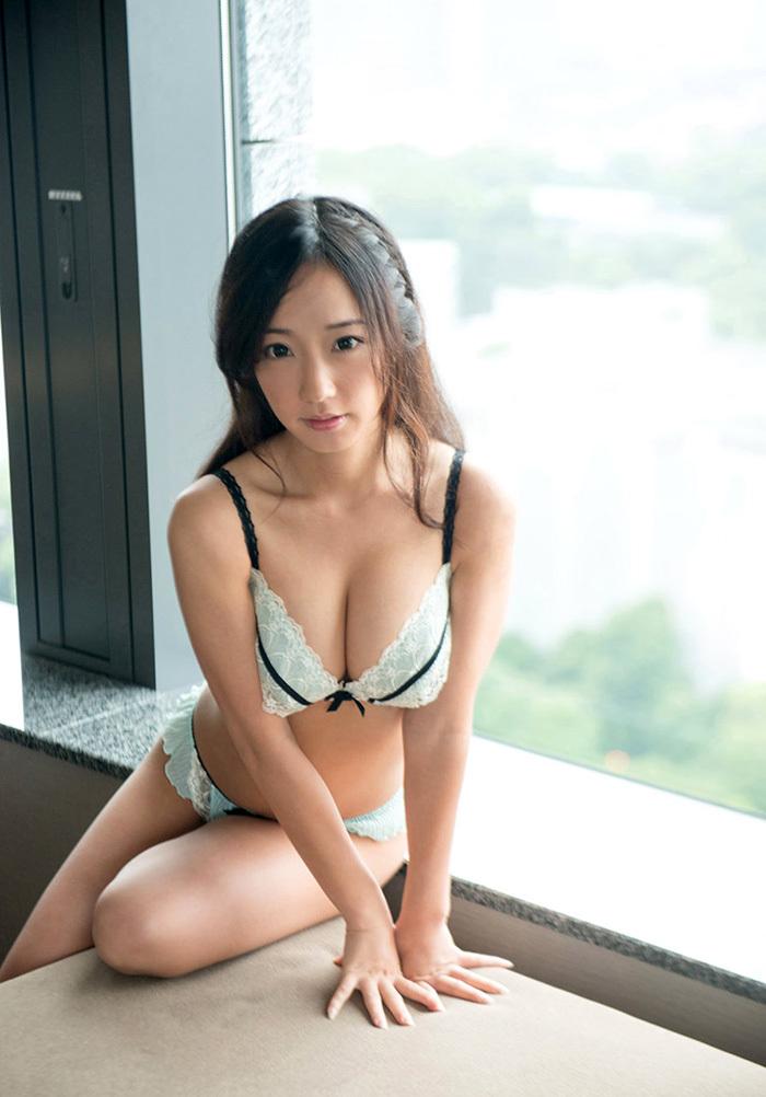 【ランジェリーエロ画像】下着姿の女の子の画像集めたら勃起してしまったワイwww 45