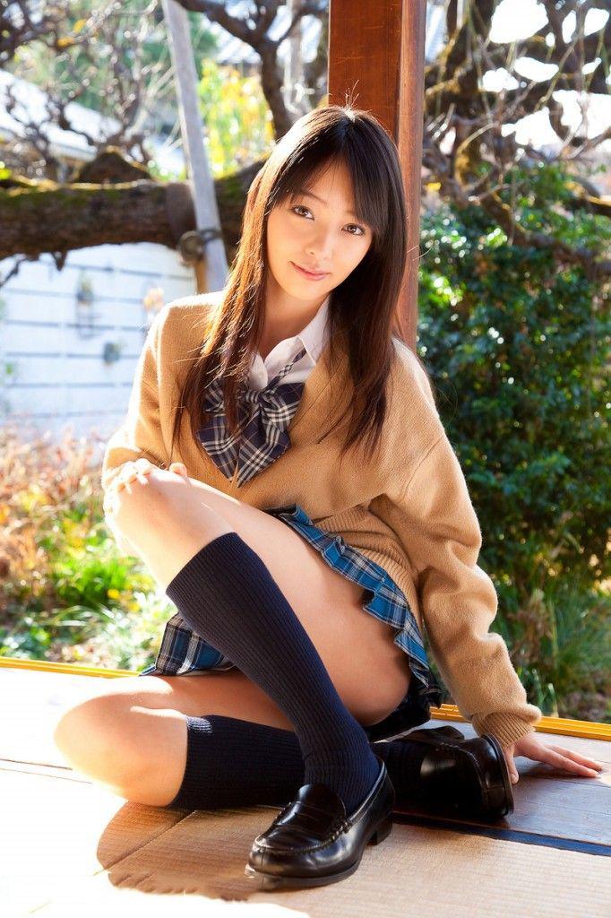 【JKコスプレエロ画像】まるでホンモノJK!?ホンモノと見まごうJKコスプレ! 55