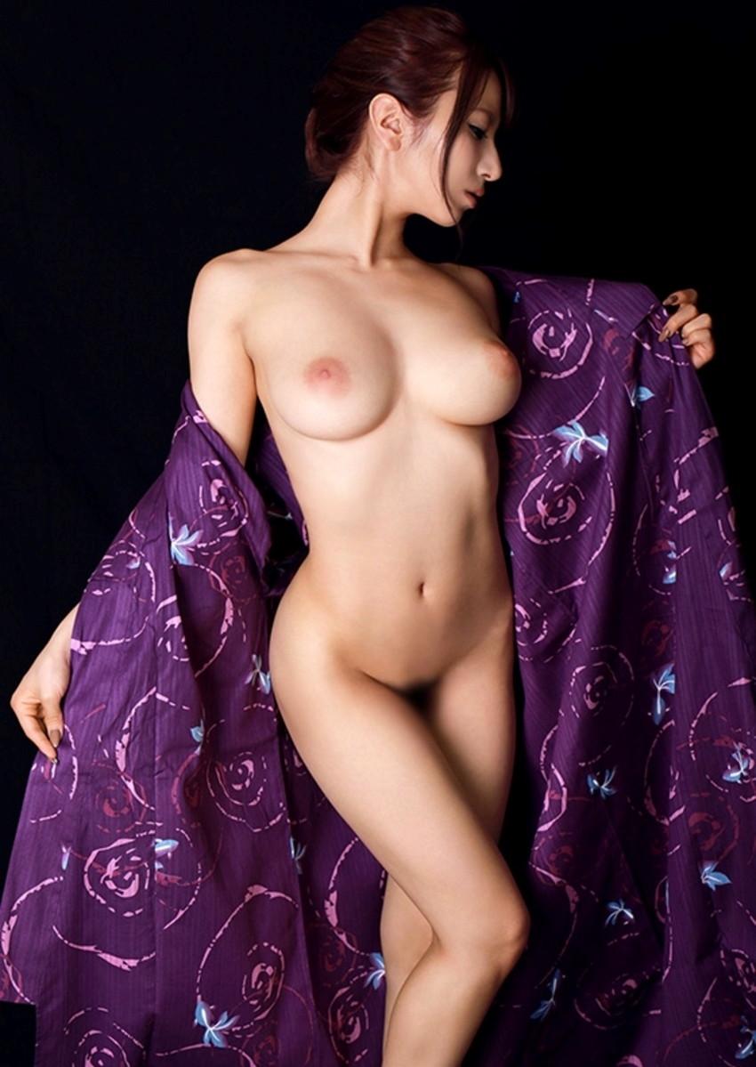【和服エロ画像】和服姿の女の子たちのエッチすぎる画像集めたら勃起した! 10