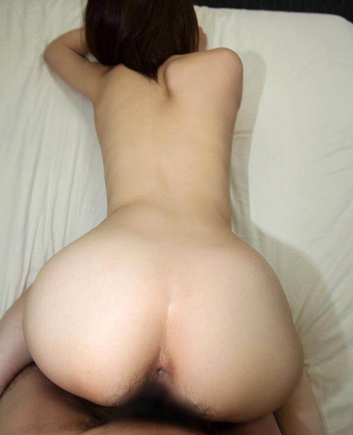 【バックエロ画像】後ろからハメて!バックでセックスしている男女! 52