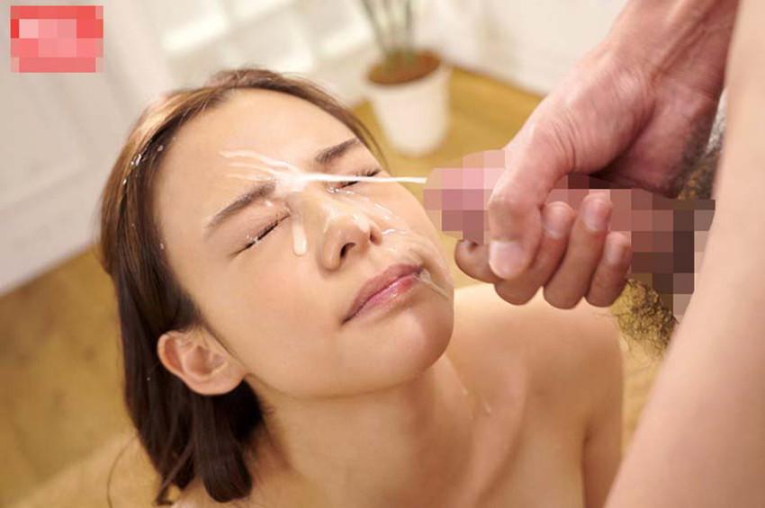 【顔射エロ画像】女の子の可愛い顔に男の欲望の汁をぶっかけたった!wwwww 45