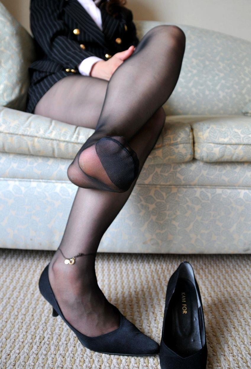 【美脚エロ画像】ため息がこぼれるほど美しい脚線美に見とれてしまうやんけ! 19