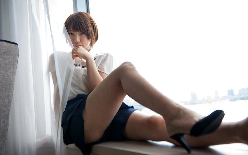 【美脚エロ画像】ため息がこぼれるほど美しい脚線美に見とれてしまうやんけ! 46