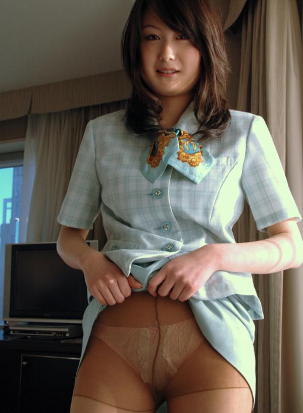 【セルフパンチラエロ画像】自らスカートの中を見せてくれるマジ天使!wwww 64