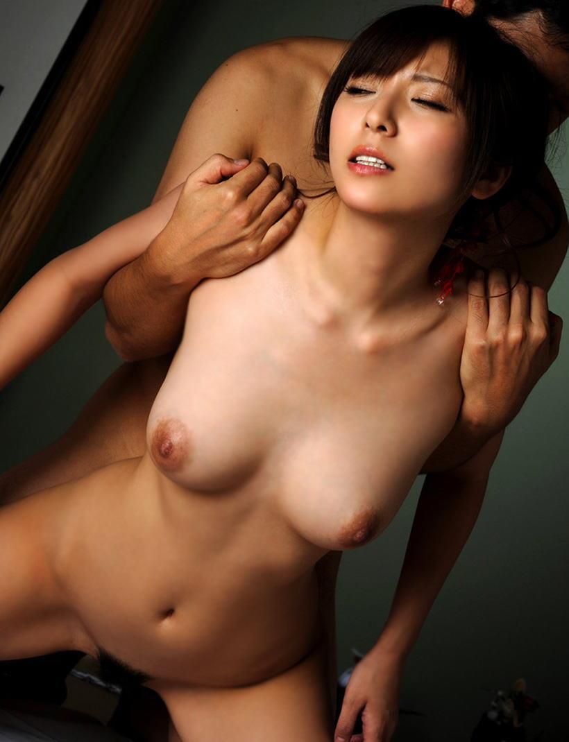 【セックスエロ画像】セックスといっても体位は様々!思い思いの体位でセックスを楽しむ女の子! 49