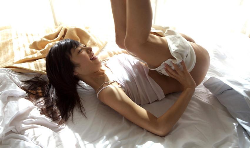 【由愛可奈エロ画像】夢はAV女優!だったという流石のAV女優、由愛可奈! 39