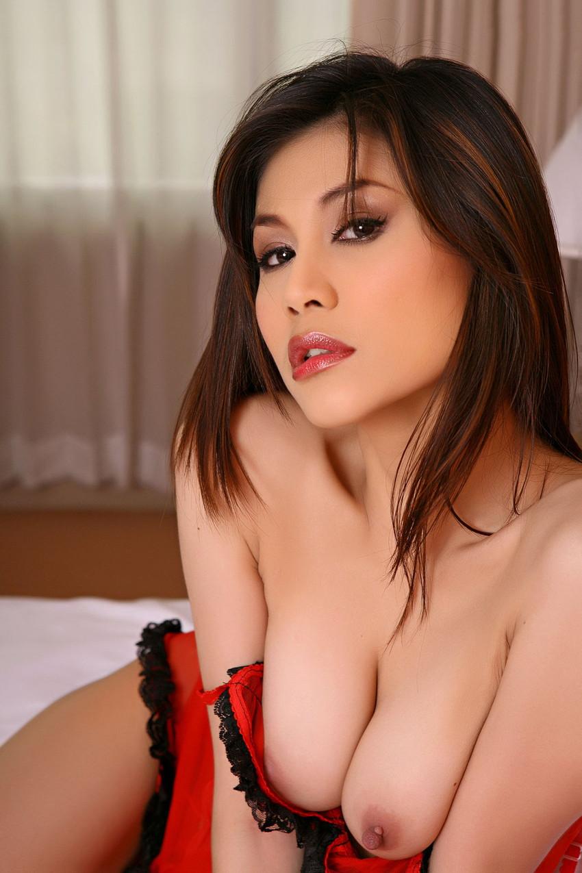 【アジアおっぱいエロ画像】たまにはアジアン女性のおっぱいでも見てみようず!www 13