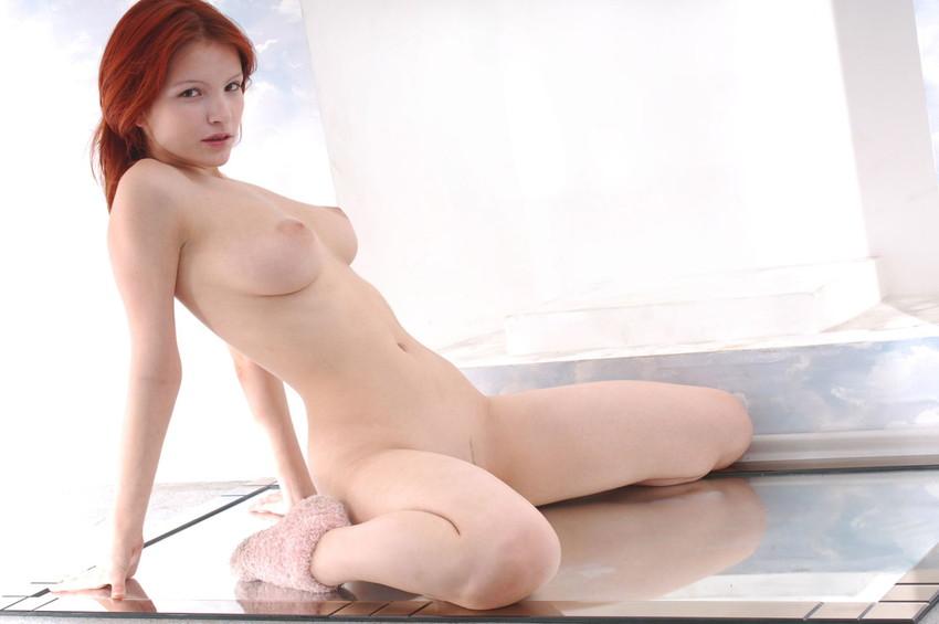【海外美乳エロ画像】海外美女たちの美しすぎる美乳にフル勃起確定! 39