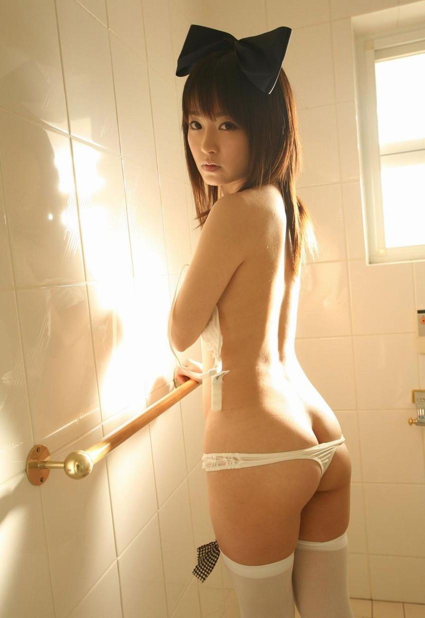 【美尻エロ画像】女の子のお尻が大好き!っていうやつ!寄って来いwww 25