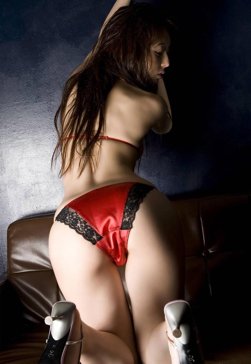 【セクシーランジェリーエロ画像】これじゃ全裸と大差ない!?セクシーすぎる下着! 44