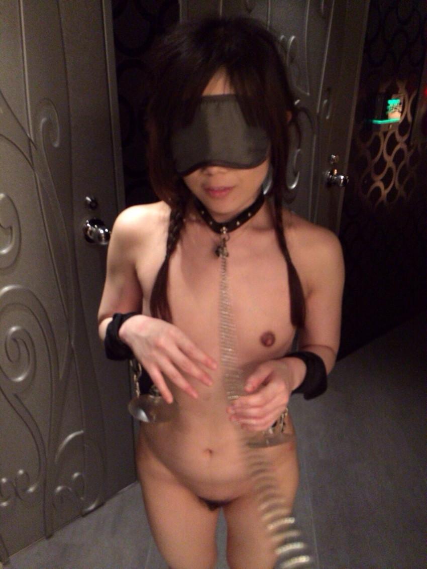 【緊縛プレイエロ画像】ロープ、拘束具で女の子の自由を奪った結果エロかったwww 28
